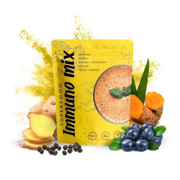 Суперфуд для иммунитета immuno mix