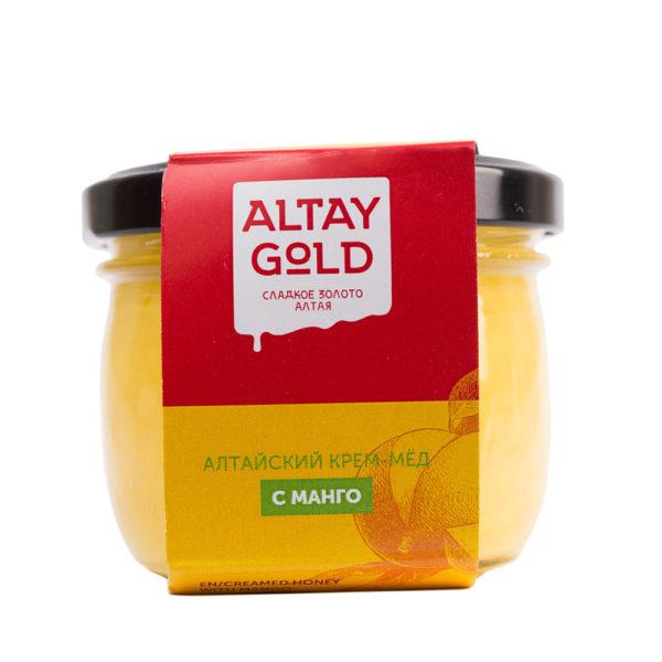 Крем мёд Манго